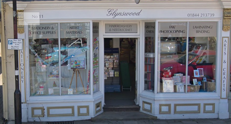 Glynswood of Thame shop front image